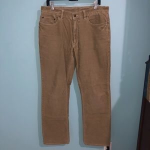 Men's Polo Ralph Lauren corduroy pants